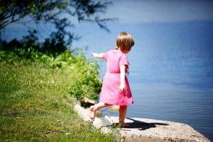 carefree, childhood, innocence