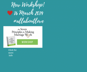 gottman seven principles workshop leader