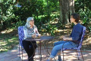 Psychologist North Brisbane outdoor therapy